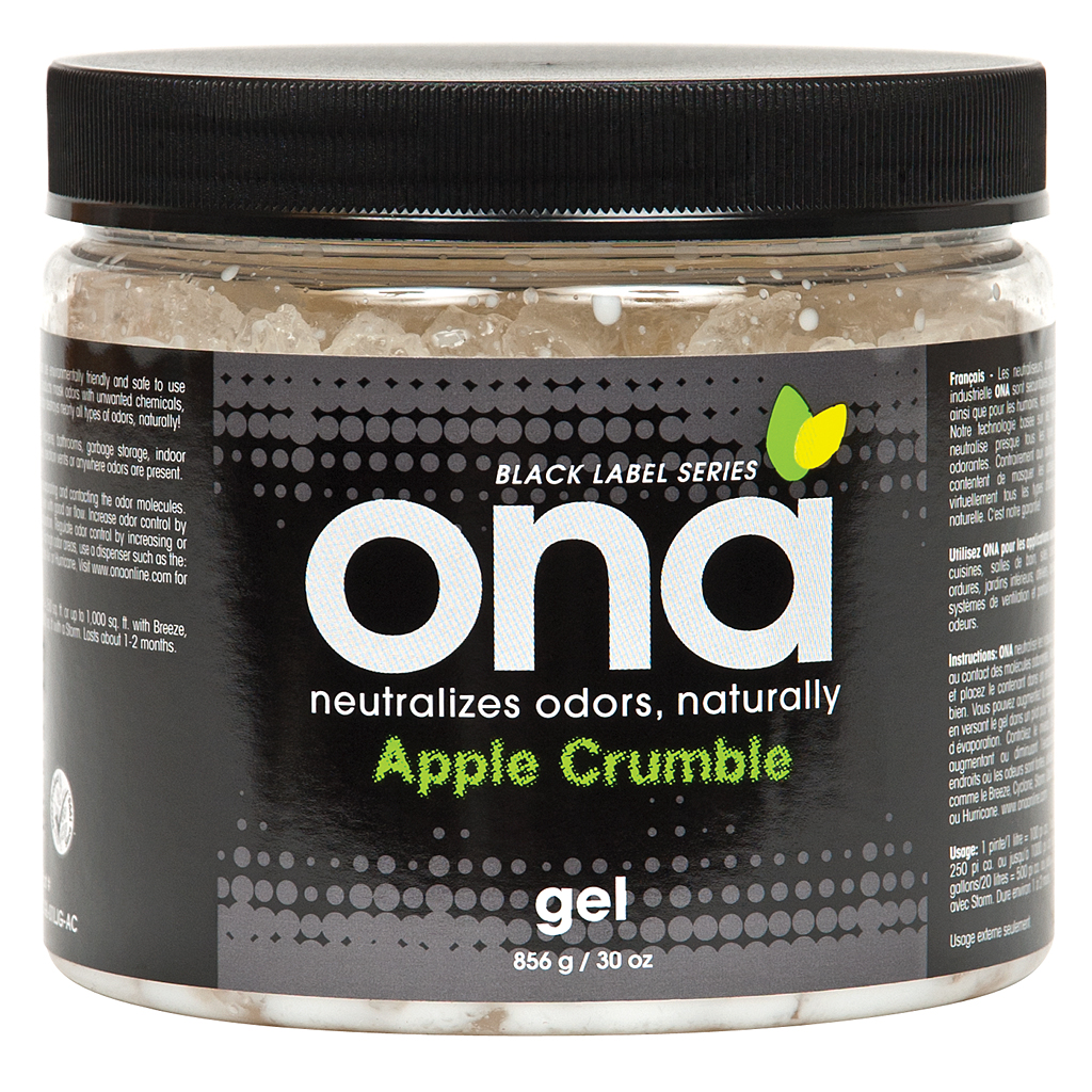 ONA Apple Crumble