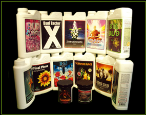 Органические удобрения Advanced Nutrients