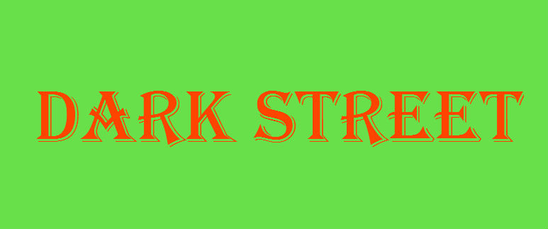 Secret Jardin Dark Street (new - v2.5!)